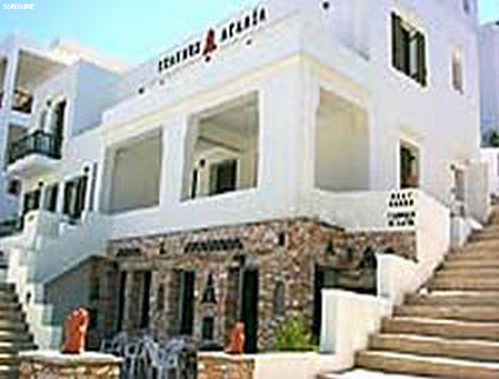 Tzannis Aglaia Pension